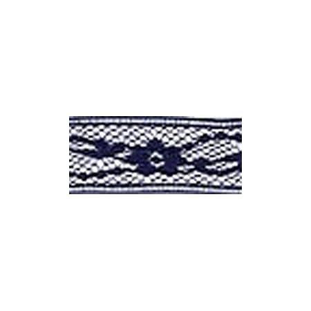 Blue Haze Wrights 117-305-828 Flexi Lace Hem Tape 3-Yard