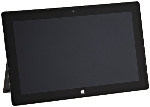 Microsoft Surface RT 32GB Black - tablets (Full-size tablet, Windows, Slate, Windows RT, Black, 802.11a, 802.11b, 802.11g, 802.11n)