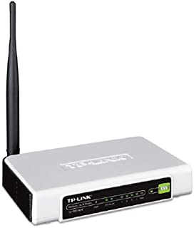 TP-LINK TL-WR740N 150Mbps Wireless Lite N Router IEEE 802.11n IEEE 802.11g IEEE 802.11b Built-in 4-port w/ 3dBi Fixed Omni Directional Antenna