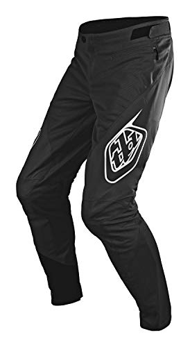 Troy Lee Designs Sprint Pant - Men's Solid Black, 32