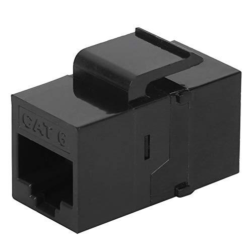 Módulo RJ45, 3PCS Módulo directo de información de red de categoría 6 de alta calidad, Módulo de red RJ45 Cat6, Conector de cable de red de categoría 6