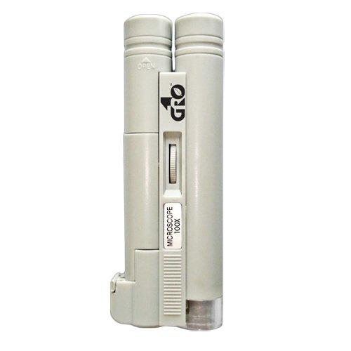 Grow1 Hydroponic LED Slim-Scope Microscope 100x Zoom