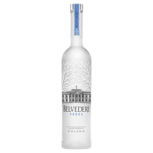Belvedere Vodka - 1750 ml - 1 x 1.75 l