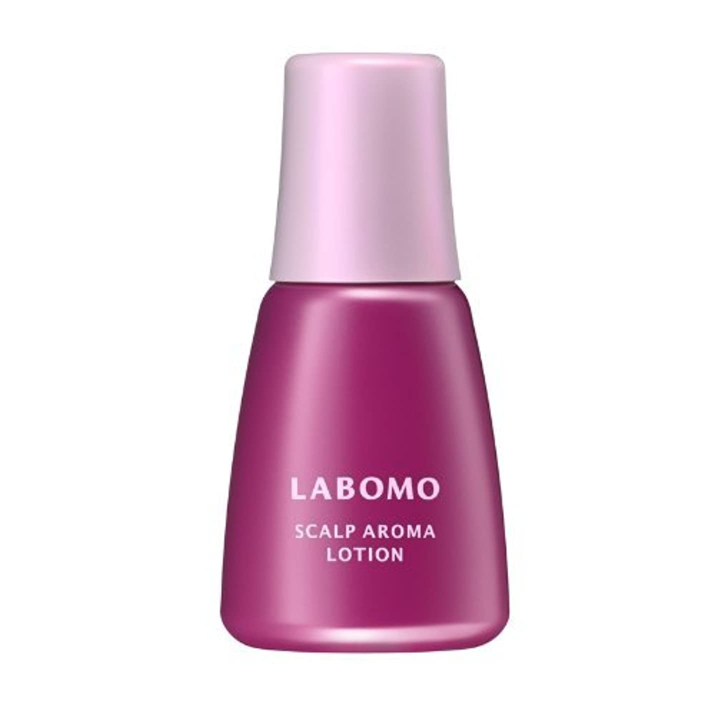 ベリーわかりやすい幾分LABOMO(ラボモ) スカルプアロマローション RED 100ml