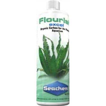 Seachem Flourish Excel 500ml, carbono orgánico para plantas de acuario, se puede utilizar con CO2