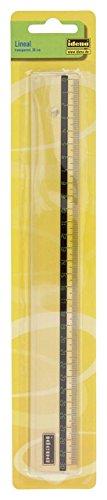 Idena 602023 - liniaal 30 cm van plastic