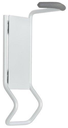 Racor B-1R Solo Vertical Bike Rack, White by Racor