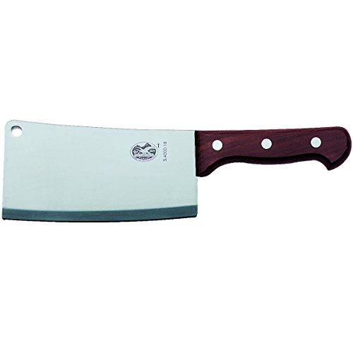 Victorinox 5.4000.18 Couteau à fileter Le Poisson Lame Super Flexible, Acier Inoxydable, Noir, 30 x 5 x 5 cm