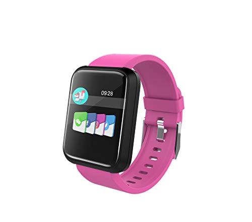 Brigmton Reloj Smart BSPORT-17-P Rosa