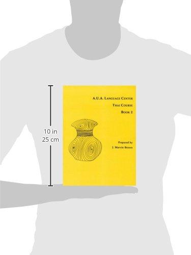 A.U.A. Language Center Thai Course: Book 2