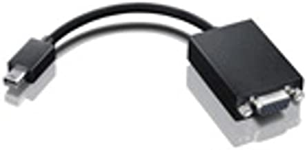 Lenovo Mini-Displayport To VGA Monitor Cable ( 0A36536 , Retail Packaged )