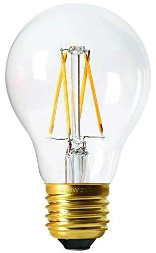 Girard Sudron 28623-LED GLS A60 Ampoule LED à filament E27 (culot à vis ES), blanc chaud, 400 lumens, intensité variable, 4 W