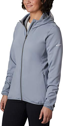 Columbia Sportswear Damen Windgates Fleece, Tradewinds Grey, L