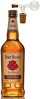 Four Roses Kentucky Straight Bourbon Whiskey  Glaskugelportionierer