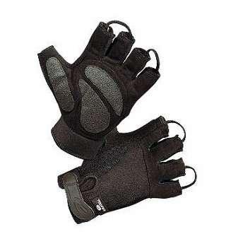 Liquicell Wheelchair Half Finger Gloves