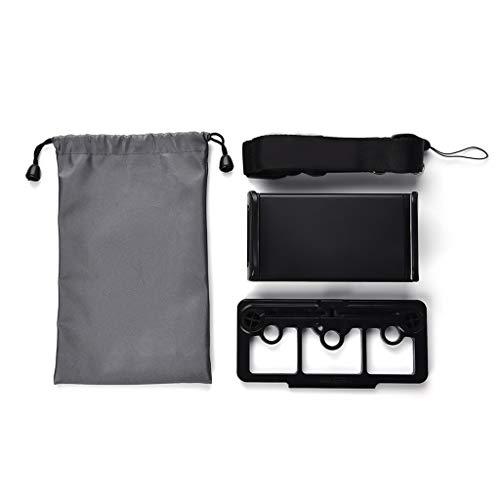 LEXIANG para Mavic Mini / 1 / Pro / 2 / Air/Spark Control Remoto Soporte para Tableta de teléfono móvil Soporte de Clip de Montaje con rotación de 360 °