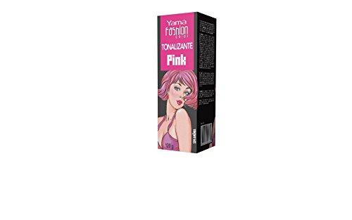 Tonalizante Fashion Color Pink, Yama, Preto