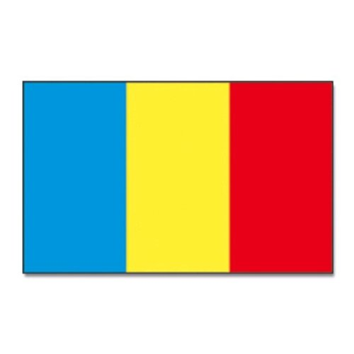Fahne Flagge Rumänien 90 x 150 cm