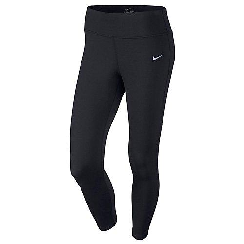 Nike Df Essential, Capri da Running per Donna, Nero, XS