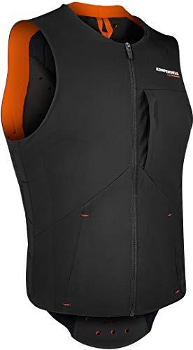 Komperdell Pro Weste Black/orange Größe M 2020 Protektor