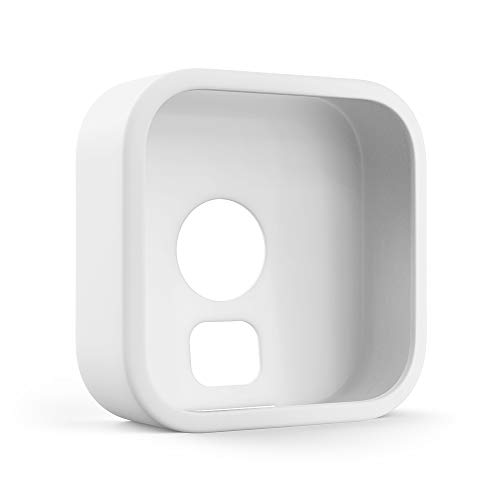 Blink - Cover in silicone per videocamere Blink Indoor e Outdoor, colore: Bianco