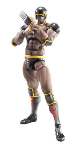 超像可動 「キン肉マン」 ウォーズマン 2P