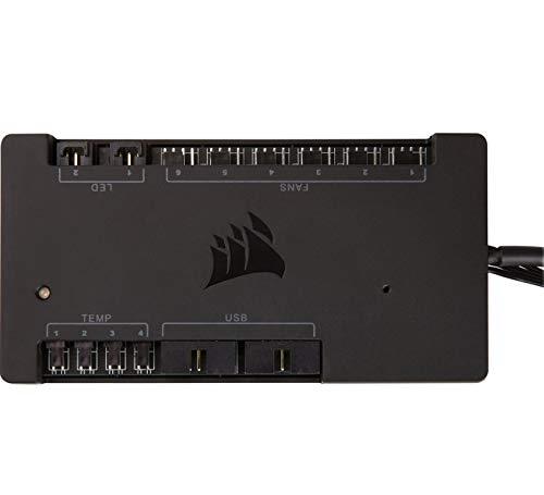 Corsair Commander PRO Sistema Digitale per la Gestione delle Ventole e Kit di Illuminazione RGB