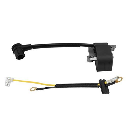 OUKENS Cable de módulo de Bobina de Encendido para Husqvarna 136, 137, 141, 235, 240, 26 36 41, Motosierra 545199901, Piezas de Repuesto