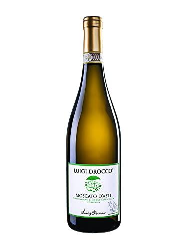 vino MOSCATO D'ASTI DOCG anno 2020 cantina Drocco