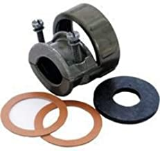 AMPHENOL INDUSTRIAL 97-3057-1010-1 Circular Cable CLAMP, Size 18, ZINC Alloy