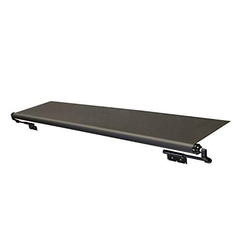 "Solera V000251477 Black Slide Topper Awning - 15' (14'7"" Fabric) -  Lippert Components"