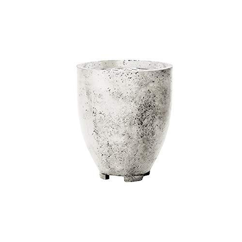Best Bargain Prism Hardscapes Pentola 1 Electronic Ignition Concrete Gas Fire Pit (PH-413-5LP-WBECS)...