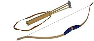 comprar comparacion Juguetutto - Arco Grande - Flechas con Punta Ventosa - Azul - Juguete de Madera