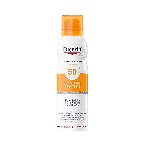 Protector Solar Para El Cuerpo marca Eucerin
