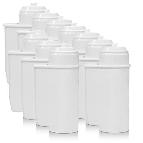 10x Bosch TCZ7003 Wasserfilter Brita Intenza für Kaffeevollautomaten-Baureihen TCA 7, TCC 7, TES