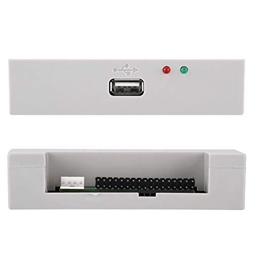 Evonecy Disketten-USB-Emulator, FDD-UDD U144-USB-Diskettenlaufwerk-Emulator, stabile Übertragung für industrielle Steuerungen für Datenmaschinen
