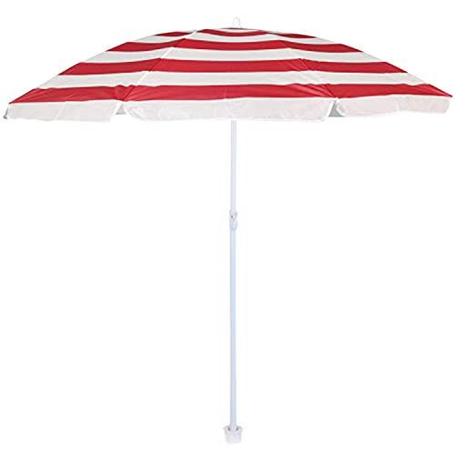 EliteKoopers 1 sombrilla de playa para jardín, piscina, playa, patio, etc.
