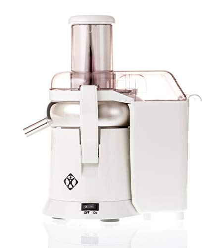L'EQUIP XL Pulp Ejection Juicer, White