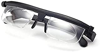 Focus Adjustable Glasses Zoom Reading Glasses Magnifying Glass
