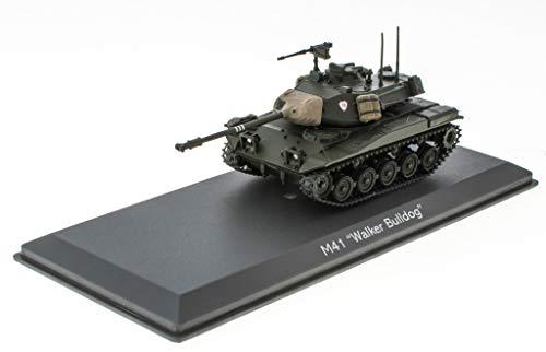 - M41 Walker Bulldog Battle of Dong Ha Vietnam 1972 - Carro Armato Militare 1:72 World of Tanks (OT8)