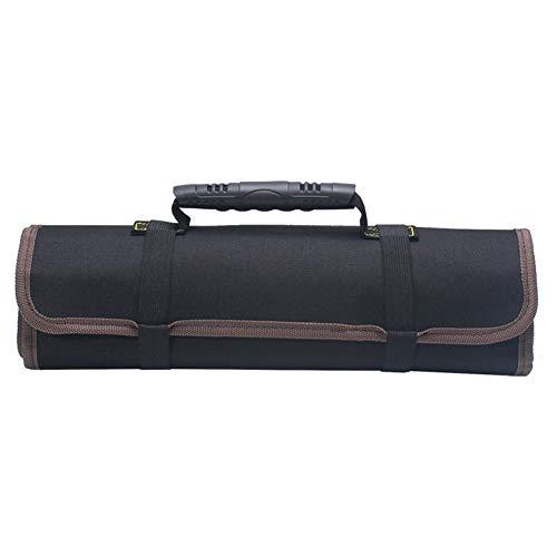 Werkzeug-Rolle Tasche Organizer mit 22 Taschen wasserfest Oxford Stoff Werkzeug Aufbewahrungstasche...
