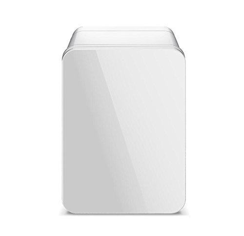 YLG Elektrische koelbox, koel- en verwarmingsfunctie, draagbare mini-koelkast, inhoud 4 liter, DC