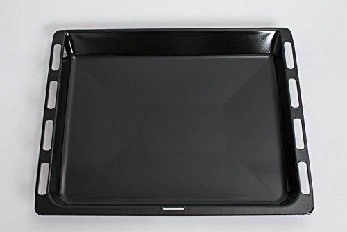 daniplus© vetpan, bakplaat geëmailleerd 46,5 x 37,5 cm geschikt voor Bosch Siemens oven - Nr.: 675876