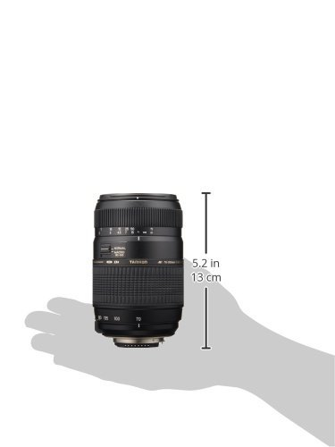 Tamron AF 70-300mm F/4-5.6 Di LD Macro 1:2 Nikon+Motor
