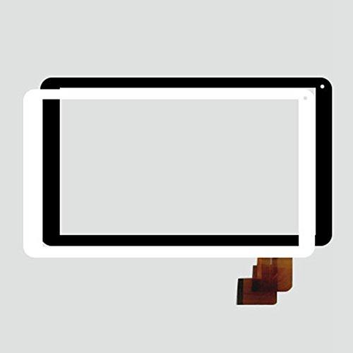 Blanco Color EUTOPING  De Nuevo 10.1 Pulgadas Pantalla tactil Digital La sustitución de para 10.1' Leotec Supernova S16 LETAB1024K