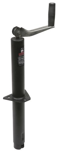 Husky 30780 5,000 lbs A-Frame Top Wind Trailer Jack