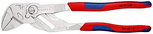 Knipex Zangenschlüssel – Greifzange und Schraubenschlüssel, 250 mm, Greifweite bis 46 mm - 3