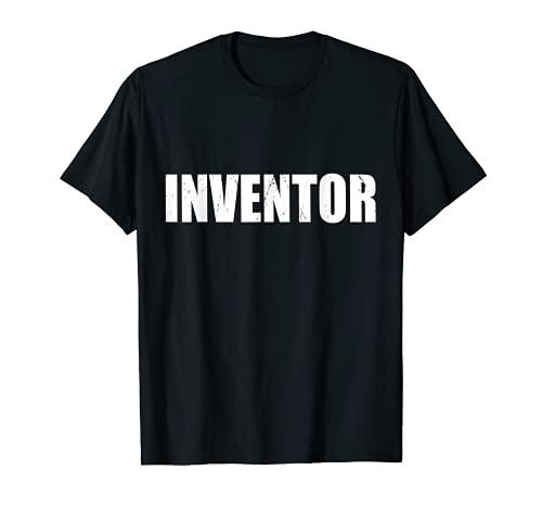 Disfraz de Halloween de Inventor, divertido y retro Camiseta