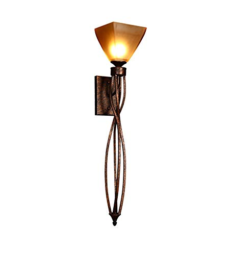 Zhang Ying ZY wandlamp Vendimia woonkamer Amerikaanse tv-achtergrondverlichting Continental vloerlamp lange marmer kunst ijzer E27