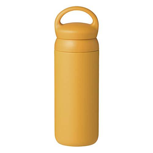 Day Off Tumbler 500ml, Mustard